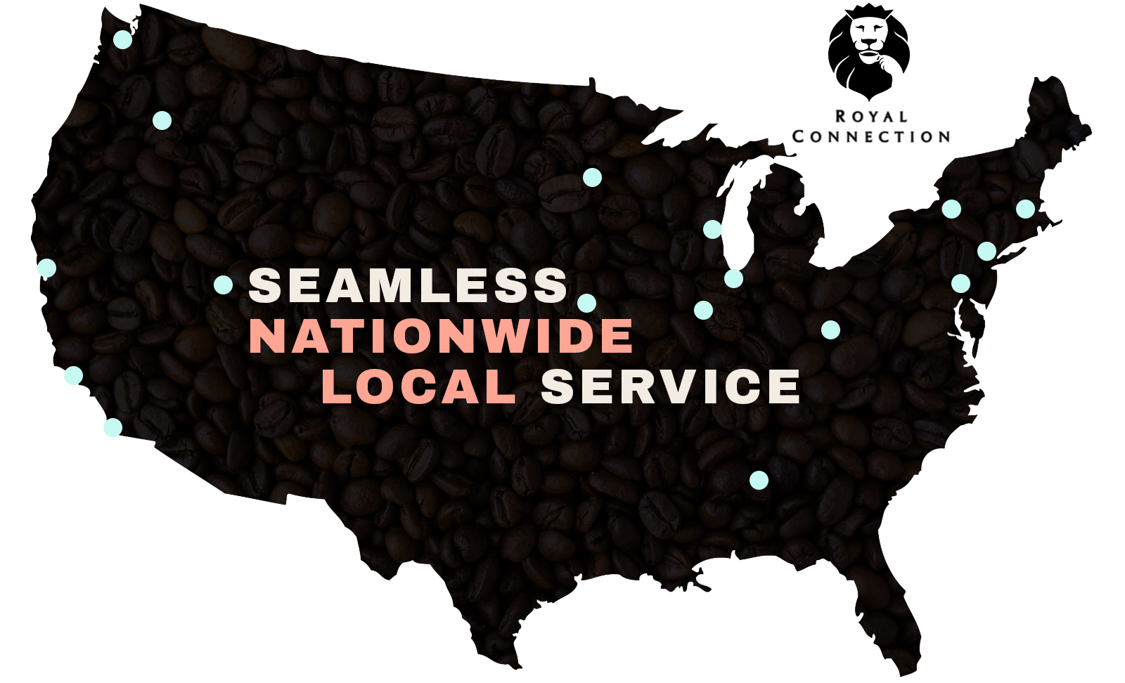 nation wide coffee service