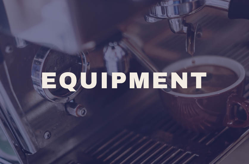 Chicago coffee equipment